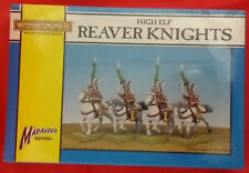 Warhammer-Marauder - 0816 High Elf Reaver Knights (MINT, SEALED)