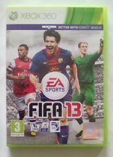 FIFA 13 Football 2013 Soccer Microsoft XBOX 360