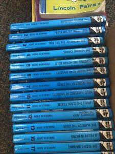 the hardy boys book lot Books 1-57, Incomplete Set