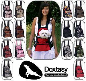 Bauchtragetasche für kleine Hunde Hundetasche am Bauch zu tragen sculls and bone
