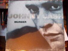 JOHNNY CASH - MURDER - 2000 SONY LEGACY DIGIPAK REMASTERED COMPILATION CD