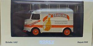 Norev 1/43 - 154533 - Citroen Hy Orangina