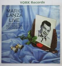 MARIO LANZA - Live - Excellent Condition LP Record  A Touch Of Magic ATOM 2