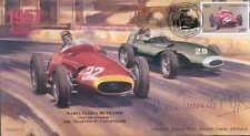 1957a MASERATI 250F & VANWALL VW(57) MONTE CARLO signed MARIA-TERESA DE FILLIPIS