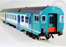 VITRAINS 3137 carrozza semipilota passante XMPR Trenitalia - illuminazione inter