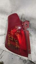 SUZUKI SWIFT LEFT TAILLIGHT RS415, STANDARD TYPE, 09/04-07/07