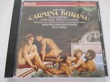 Carl Orff: Carmina Burana - Gruberova, Aler, Hampson, Ozawa - CD West Germany