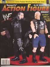 TOMART'S ACTION FIGURE Digest #68 Oct. 1999 WWF Star Wars Iron Giant 2000 AD