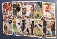 2018 Bowman Draft Prospects Paper Free Shipping You Pick