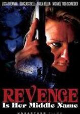 Revenge Is Her Middle Name (2015, REGION 1 DVD New)