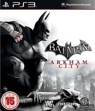 Batman Arkham City PS3 playstation 3 jeux jeu game games lot spelletjes 154