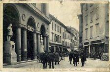 1925 - Reggio Emilia - Mon. a L. Ariosto e Matteo Maria boiardo