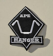 Apehanger, Old School, ricamate, patch, aufbügler, Chopper, Biker, Iron on, Harley, badge