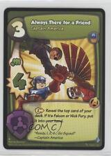 2012 Marvel Superhero Squad #NoN Always There for a Friend Gaming Card 1i7