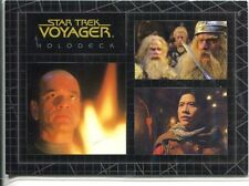 Star Trek Voyager Quotable Best Of The Holodeck Chase Card H1