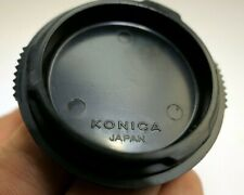 Konica Camera Body Front Cap made in Japan T T2 T4 TC Autoreflex Genuine