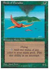 MRM FRENCH Oiseaux de paradis - Birds of paradise MTG magic 3-4th edition