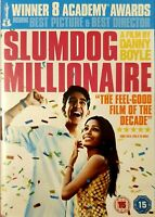 Slumdog Millionaire (DVD, 2009) Like New