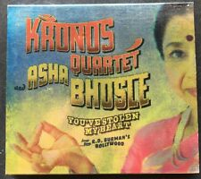 "KRONOS QUARTET AND ASHA BHUSLE ""YOU'VE STOLEN MY HEART"" 2005 CD Album"