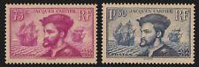 n°296/297, Jacques Cartier 1934, neufs ** sans charnière - TB