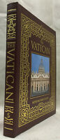 The Vatican Father Michael Collins Easton Press Leather Collectors Edition