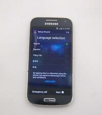 Samsung Galaxy S4 SCH-I435 Mini Verizon 16GB Black Android Smartphone READ