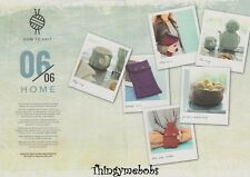 Stylecraft 194-611 Special XL Super Chunky Knitting Pattern Book- Home
