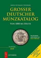 Großer deutscher Münzkatalog von Harald Küthmann, Paul Arnold und Dirk Steinhilber (2017, Taschenbuch)