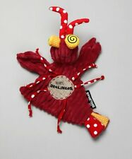 New Les Deglingos Baby Molos the Lobster Lovey  36706