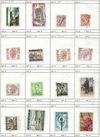 BEST NEWS .très beau gros lots de timbres BELGIQUE .5 scans