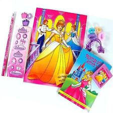 Pre-filled Princess Birthday Party Bag with 4 toys