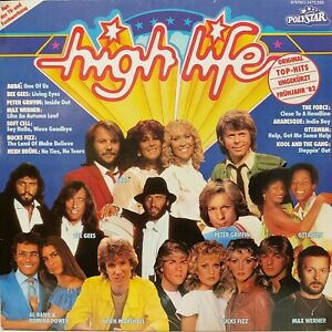 LP, V/A, High Life (Bee Gees, Soft Cell, Lime...), Polystar, BRD 1981, NM+