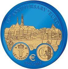 Architektur Münzen nach Euro-Einführung aus Luxemburg