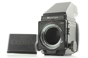 """""""Exc+4"""" Mamiya RB67 pro SD Body + Prism Finder Model 2 II From JAPAN #1275"""