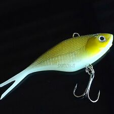 1 Soft-Plastic Fishing Lures Vibe Transam Like JACKALL Tackle Mask 70mm Lures