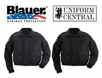 Blauer Gore-Tex IKE-Length Jacket Black or Dark Navy - Law Enforcement - 9915Z