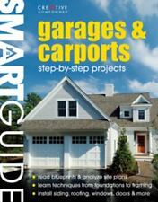 Smart Guide®: Garages & Carports (Smart Guide (Creative Homeowner))-ExLibrary