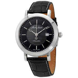 Mathey-Tissot City Automatic Black Dial Men's Watch HB611251ATAN