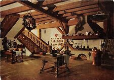 Bg10607 wurzburg mainfrankisches museum bauerliche herdstelle germany