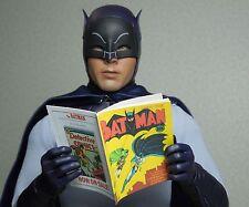 "1/6 Scale Comic Book - Batman No. 1 - ""Fascinating reading Robin!"""