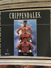 VINTAGE CHIPPENDALES CALENDAR 1996 (A NEW EXPERIENCE)