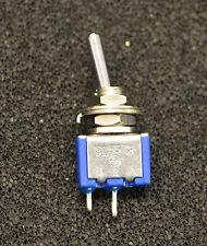 1 X (1 pice) Miniature Toggle Switch SPST On-Off TA101A (L4021)