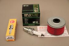 Honda Foreman TRX450ES Tune Up Kit NGK Spark Plug Oil Filter TRX400 4x4 FW 450ES