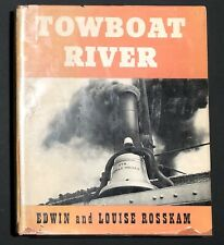 Townboat river / Edwin & Louise Rosskam / Original edition 1948