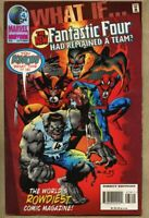 What If? #78-1995 fn+ 6.5 What If / Fantastic Four Wolverine Hulk Spider-Man