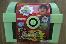 Ryans World Cap'n Ryan's Glow-In-The-Dark Mega Mystery Treasure Chest  ..Rare