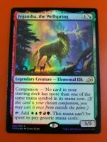 1x Jegantha, the Wellspring | FOIL | Ikoria Lair of Behemoths | MTG Magic Cards
