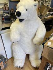 More details for lifesize polar bear