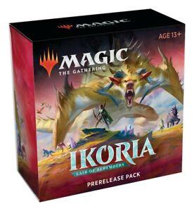 IKORIA PRERELEASE PACK KIT BOX - SEALED, NEW - Magic the Gathering MtG