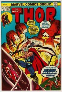 Thor #215 Marvel Comics 1973 NM- 9.2  Original Owner Copy